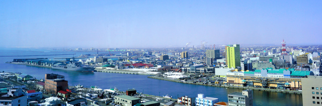 北海道)釧路市人口、道内5位に...