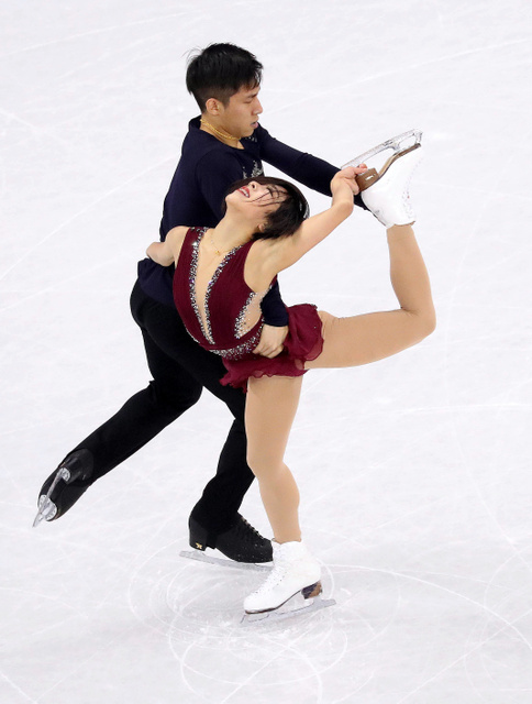 スケート 中国