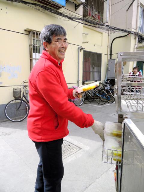 (@上海)「空巣老人」と「一人っ子」