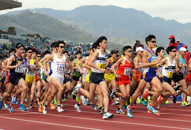 日本選手トップは7位の中村匠吾 ...