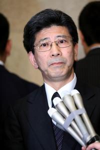 佐川国税庁長官