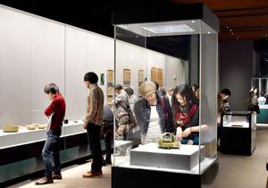 中之島香雪美術館がオープン 開館記念展に来場者続々:朝日新聞デジタル