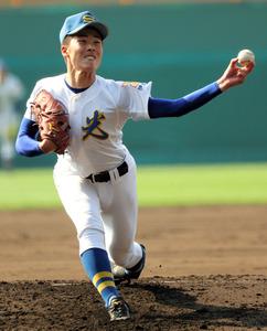 初球で失った平常心、狂った歯車 聖光学院の左腕・高坂 - 高校野球 ...