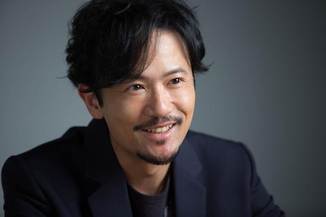 髭の生えた稲垣吾郎