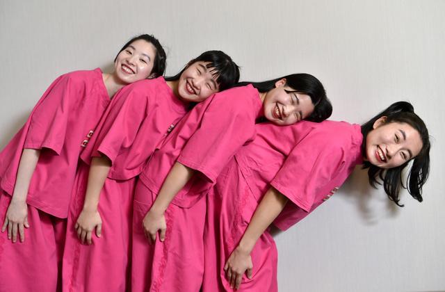 コンプレックスは武器」 女性4人組バンド、米国進出:朝日新聞デジタル