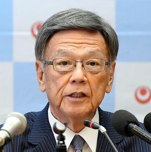 沖縄)翁長知事、再検査で入院 復帰は12日以降:朝日新聞デジタル