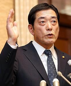 首相案件」文書作成認める 愛媛...