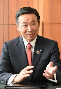 「IT人材に活躍の場設ける」 住友商事の兵頭誠之社長