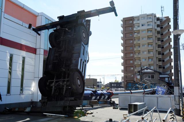事故 名古屋 クレーン