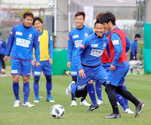 月刊カターレ)選手の気づかい実感 共に勝つ:朝日新聞デジタル
