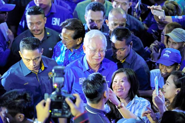 【マレーシア】現金とびかうマレーシア総選挙 あす投票、野党勝てば初[05/08] YouTube動画>2本 ->画像>11枚
