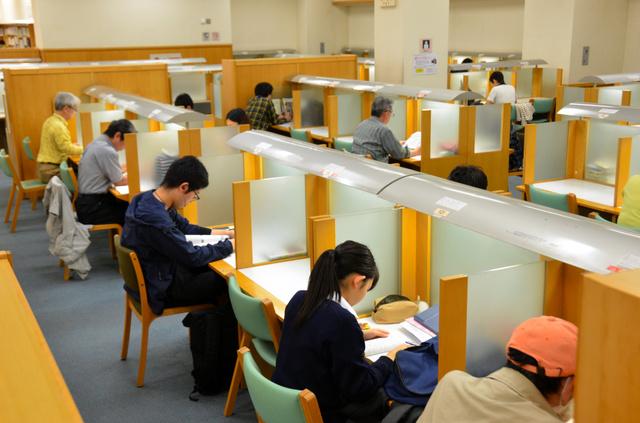 大学 大阪 図書館 市立