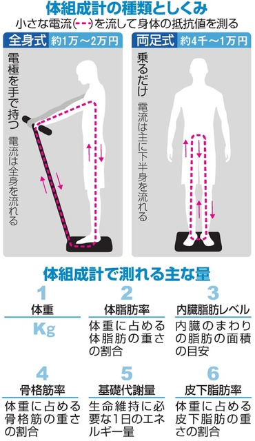 体 脂肪 率 測り 方 体脂肪率の正確な測り方!体脂肪計より正確な測定方法