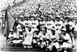 兵庫)1952年、県立芦屋高が夏制...