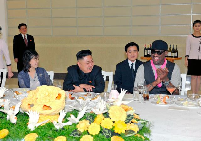 【アメリカ】トランプ氏「ロッドマン、良いヤツだが招かれていない」米朝首脳会談[06/07] YouTube動画>3本 ->画像>6枚