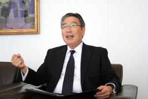 「経団連の採用指針、有名無実に」旭硝子の島村琢哉社長