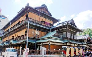 愛媛)松山市の観光客、18年ぶり...