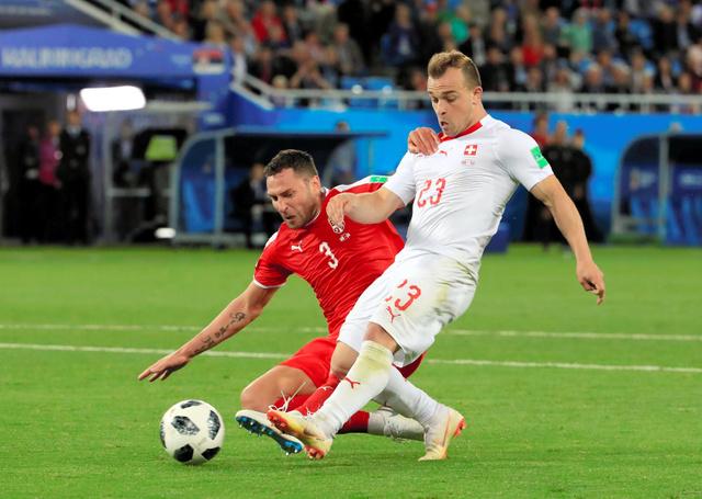 スイス選手「思いは言いたくない...