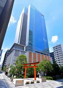 武田薬品 東京創業の地に新ビル ...