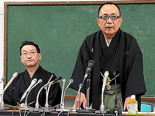 小遊三さん「寂しい」 桂歌丸さん死去受け会見:朝日新聞デジタル