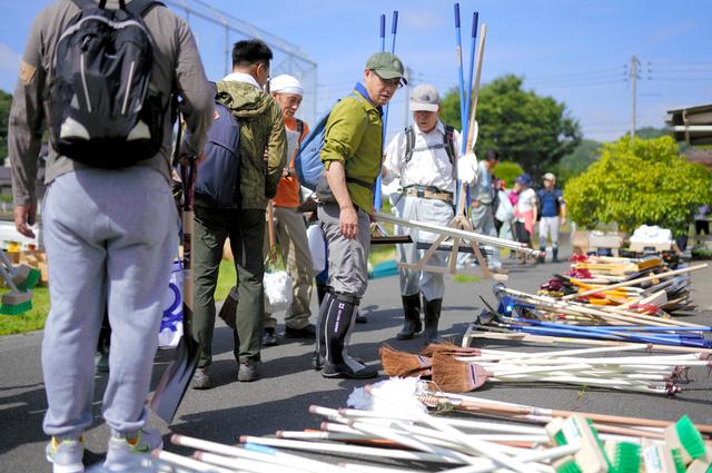 【西日本豪雨】倉敷でボランティアセンター開設 朝から130人集まる ->画像>12枚