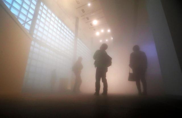 【第30回高松宮殿下記念世界文化賞】受賞者に中谷芙二子さんら(彫刻部門) 「霧の彫刻」で有名 YouTube動画>1本 ->画像>11枚