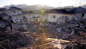 西日本豪雨の死者175人 土砂災害...