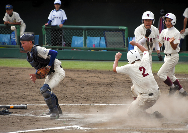 山形県高校野球掲示板