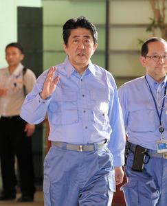 西日本豪雨、特定非常災害に指定...