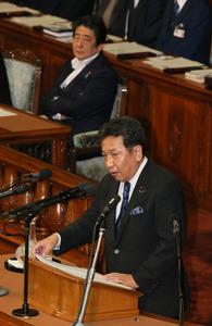 内閣不信任案を否決 衆院本会議
