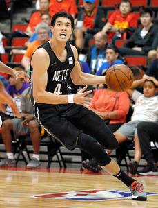 田臥以来の日本人NBA選手なるか 203センチの渡辺 一般スポーツ