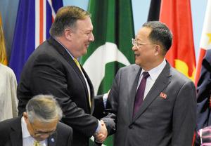 北朝鮮、モテモテ状態 各国から...