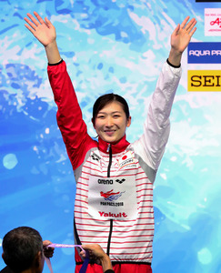 5deb6b1aded 池江璃花子、パンパシ100バタで金 主要国際大会で初 - 一般スポーツ ...