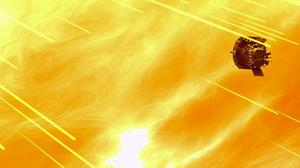 太陽のコロナに初突入へ NASAが探査機打ち上げ