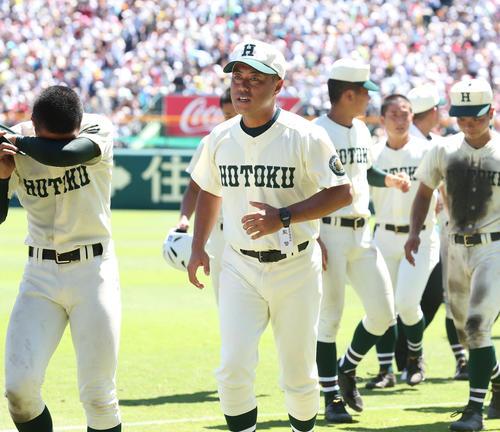 「怪物」松坂の姿勢、強さ 選手に好影響