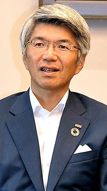 (2030 SDGsで変える)トップが語る:2 藤原弘治・全国銀行協会長