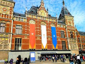 アムステルダム中央駅でテロか ...