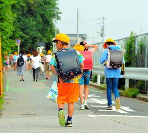 通学軽量化へ「置き勉」OK 千葉市教委が先取り通知:朝日新聞デジタル