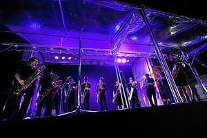 「東京中低域」(C)17th TOKYO JAZZ FESTIVAL Photo by亀和田良弘