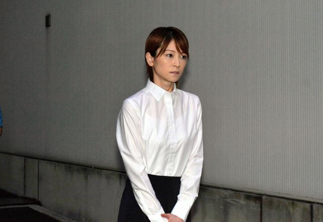 吉澤ひとみ被告を保釈 保証金300万円納付:朝日新聞デジタル