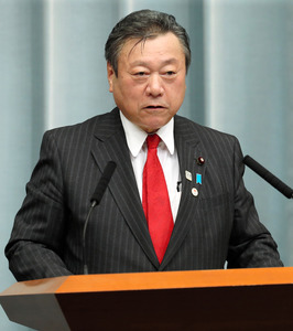 桜田五輪相の答弁、官邸が不安視 法案担当の変更を検討