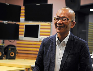 「定年ラジオ」を書いた上柳昌彦さん