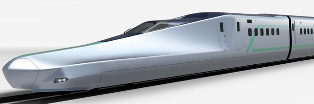 【鉄道】時速360キロ、次世代新幹線はこんな顔 JR東日本試験車 YouTube動画>7本 ->画像>132枚