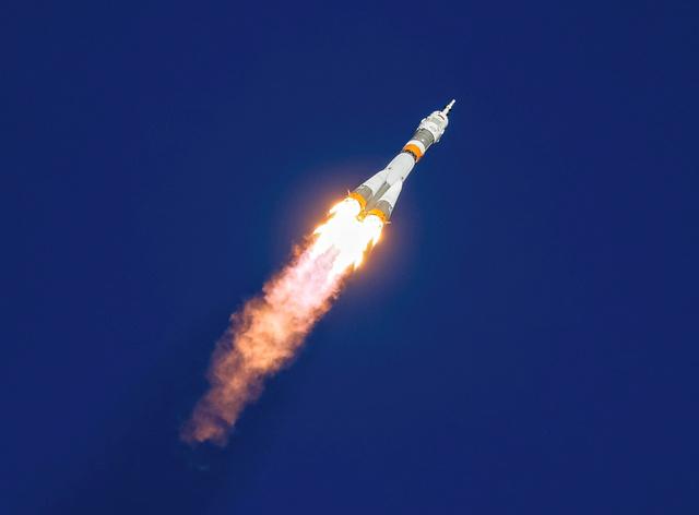 ロシアのソユーズ、打ち上げ失敗...