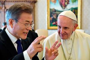 北朝鮮訪問「招待状来れば、必ず...