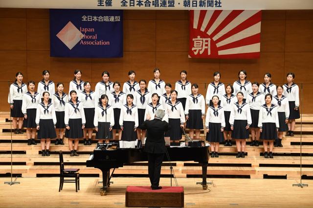 徳島)名西に銅賞 全日本合唱コンクール高校部門:朝日新聞デジタル