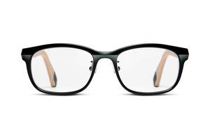 (ヒット!予感実感)ワンタッチで遠近を切り替える電子眼鏡