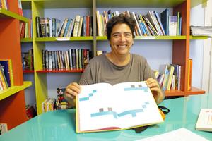 (@ランペドゥーサ)「子どもに本を」ボランティアとつなぐ「穴」