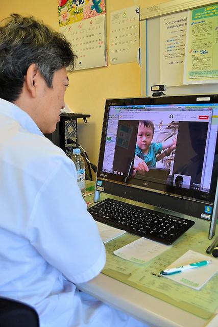 オンライン診療、じわり増 患者の負担減