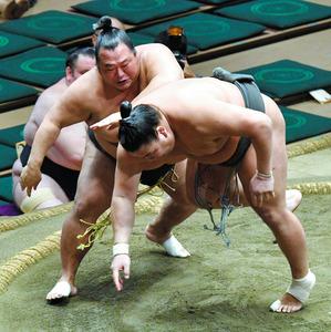 豊ノ島、引退危機救う妻子の言葉...